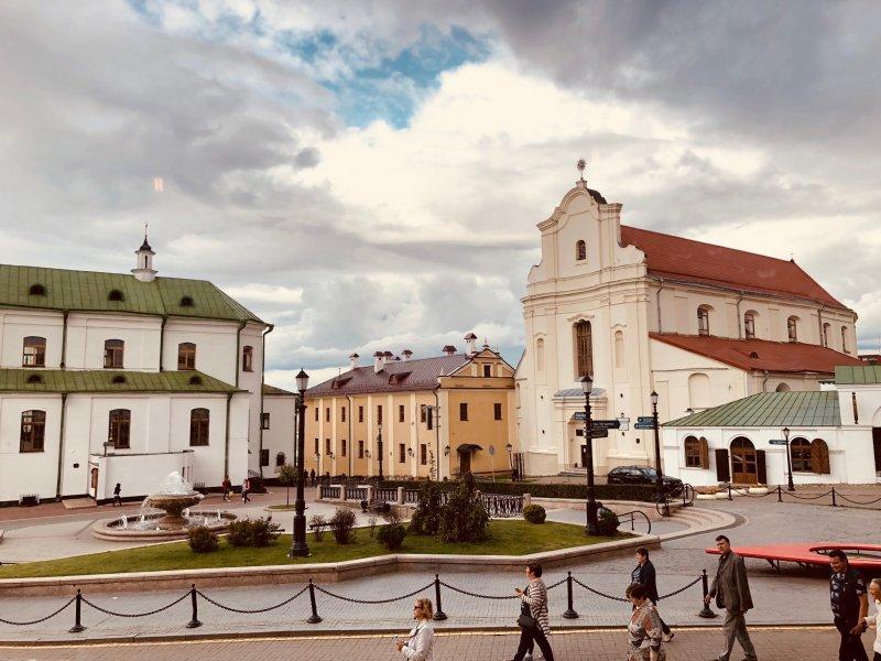 2018年8月ベラルーシ訪問 27